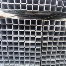 国标镀锌方管加工热镀锌方矩管厂家正大镀锌管代理