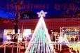 五星级酒店大型圣诞树灯光节出售