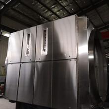 河北同幫定做異形316L光氧廢氣處理設備橫插不銹鋼光氧機圖片