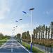 重庆12VQ235钢材5米太阳能路灯工程案例