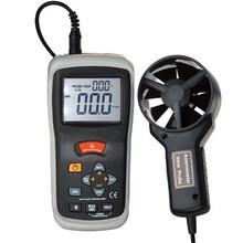 数字风速仪青岛路博LB-FS62检测风速、风量、风温图片