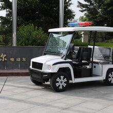 5座电动巡逻车,电动代步车,街道巡逻车