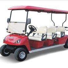 6座电动高尔夫球车,电动代步车