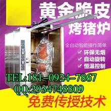 西安烤猪炉电热烤猪炉专卖图片