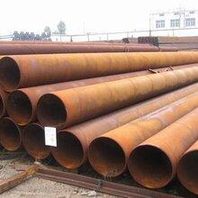 武汉常年回收609/630螺旋管直缝管工字钢价格美丽图片