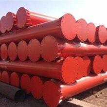 武汉高价回收钢支撑回收钢立柱回收工字钢回收贝雷片图片