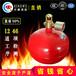 七氟丙烷厂家供应3C认证感温悬挂式七氟丙烷灭火装置12L