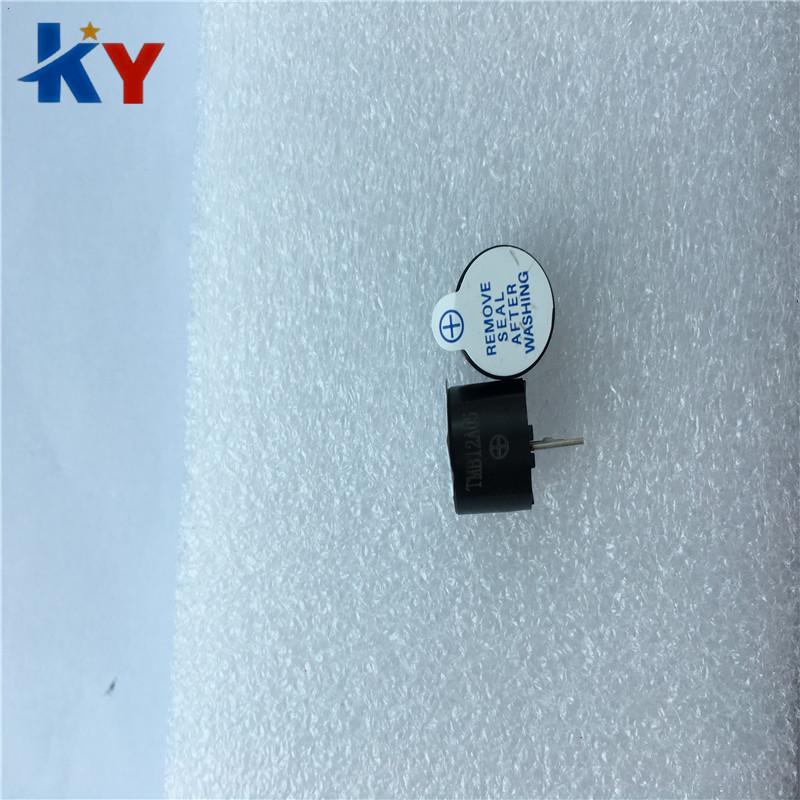 长声有源一体蜂鸣器TMB12A055V长声发声蜂鸣器SOT塑129.5MM