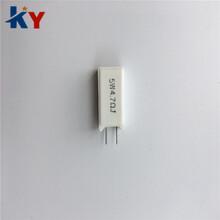 RX27-5立式水泥電阻4.7R圖片
