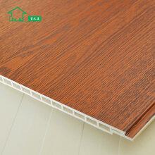 墅之美竹木纤维集成墙板/木塑墙板加盟/竹木纤维集成墙板代理