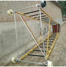 接触网钢制梯车轮/接地梯车轮/电气化铁路梯车车轮