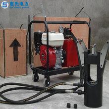 汽油液压泵电动液压泵柴油液压泵双回路超高压液压泵站图片
