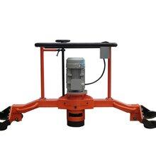内燃仿形打磨机钢轨端面电动抛光磨轨机铁路专用图片