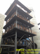 居峰環保廢氣處理設備鍋爐尾氣處理設備濕式靜電除塵器環保設備