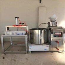 厂家直销最新型全自动家用豆腐机等豆腐加工设备,免费技术培训十年保修
