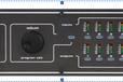 美國百威PEAVEY音頻周邊設備音頻處理器小型媒體矩陣