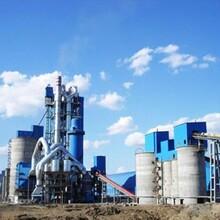 山東地區水泥廠設備回收項目收購攪拌站重點企業圖片