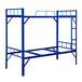 深圳厂家直销加厚牢固耐用床铁木制员工学生公寓单人床钢架床5x5高铁床