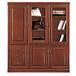 厂家定制高档办公柜书架实木质柜子创意家具储物柜资料柜文件柜