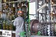 西安干冰清洗工业锅炉水垢,电厂锅炉清洗,热力锅炉物理清洗