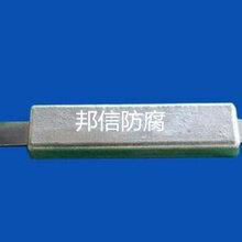 邦信鋅合金犧牲陽極系列陰極保護材料