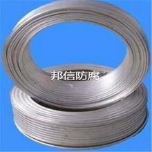 輔助管道陰極保護工程鋅合金帶狀陽極ZR-3安裝河南帶狀鋅合金價格圖片