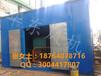 华东风机出售专用隔音罩、二叶罗茨风机消音房反冲洗隔音罩价格