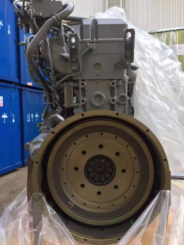 日立挖掘机配件-五十铃6WG1/ZX850/ZX470电喷发动机总成
