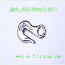 无棣方正供应不锈钢抓钩、弹簧钩、货钩图片