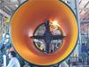 通风排气管,钢带波纹管注意事项