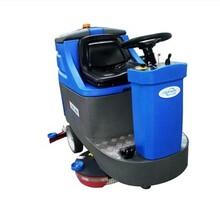 大连驾驶式洗地机_135升清水箱洗地机_清洁之道供