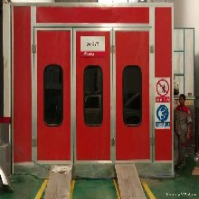 江苏南通--环保烤漆房中博环保设备厂家供应