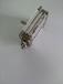 SMC薄型摆动气缸齿轮齿条式CRQ2系列