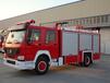 海南6吨干粉泡沫联用消防车