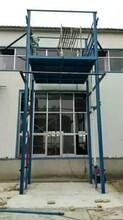 山东滨河厂家供应/定制导轨式升降机货物提升机厂房车间货物提升机