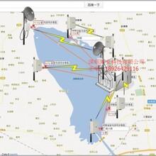 宿鸭湖水库无线监控系统无线网桥组网方案微波无线网桥图片