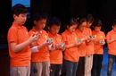 义乌市江东专业魔方培训快速提高判断能力记忆力图片