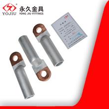 铜铝接线端子DTL-240国标堵油式线鼻子电缆接端子