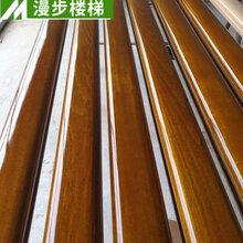徐州漫步实木楼梯扶手厂家实木楼梯扶手批发实木楼梯定制图片