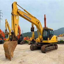 广东原装小松200-7220-7二手挖掘机小松中型挖掘机出售图片