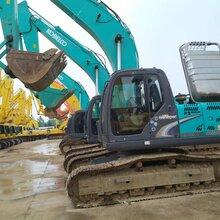 石家莊二手挖掘機出售神鋼260日立240卡特320D二手挖掘機