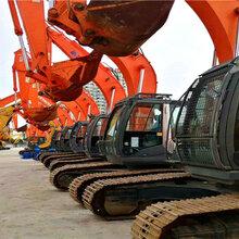 北京二手挖掘機市場轉讓原裝小松日立神鋼卡特二手挖掘機