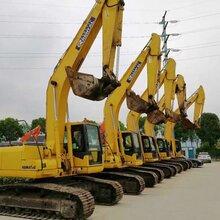 長沙二手挖掘機轉讓二手小松200沃爾沃210卡特320等促銷