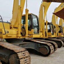 重慶小松二手挖掘機轉讓小松200/300/360二手挖掘機