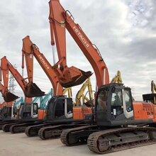 長春二手挖掘機市場轉讓日立240和350二手挖掘機廠家直銷