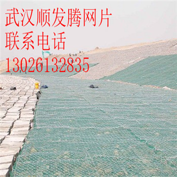 加筋石笼网五拧石笼网石笼网兜厂家湖北武汉东西湖武汉顺发腾金属制品厂