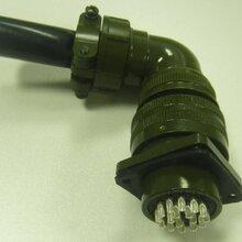 17P卡口圆形防水航空插头MS3108A-20-29S连接器