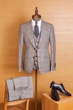 成都西服定制-成都拂菻西服定制为您打造私人专属手工西服-成都大衣定制图片