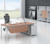 横衡办公室家具板式办公家具桌-BX4