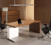 上海办公室家具油漆老板办公家具桌-横衡办公家具